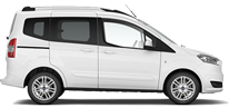 FORD TOURNEO - COURİER